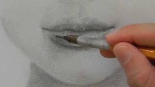 Dibujando bocas: cómo dibujar labios - Arte Divierte.