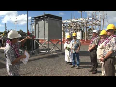 Battery Energy Storage System walk through