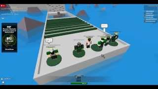 Roblox #1 finish RSF recruit obstacle course