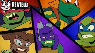 Did Rise of the TMNT Start Off Well?