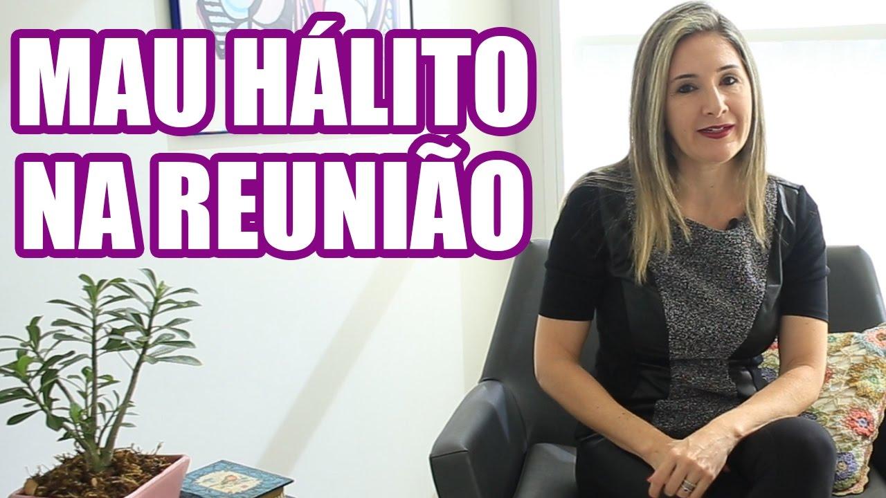 RECEIO DO SEU HÁLITO ESTAR OFENSIVO