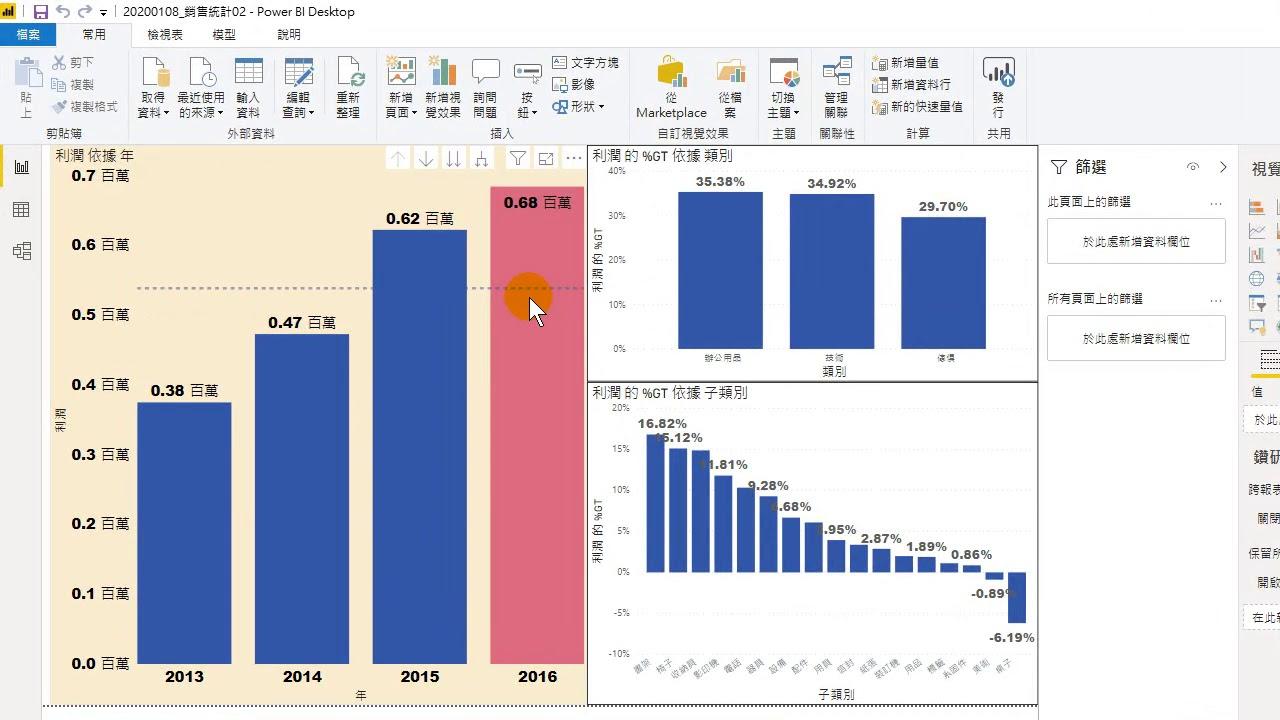 20200108-大數據分析應用基礎-14.大數據找到趨勢的策略 - YouTube