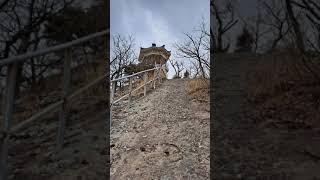 마이산 등산