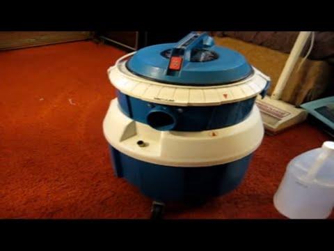 Kenmore Power Spray Carpet Cleaner Youtube