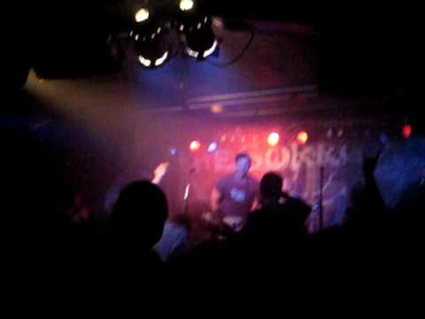The Sorrow live @ Nachtleben / Frankfurt a.M. - 18102009 - Apnoia / Where is the sun?