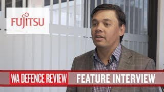 FEATURE INTERVIEW:  Laurance Garner, Head of Cyber Security, Fujitsu Australia