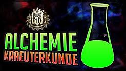Grundkurs ALCHEMIE und KRÄUTERKUNDE - Schlaftrunk Kingdom Come: Deliverance