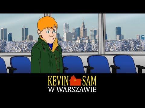 Kevin sam w Warszawie (parodia)