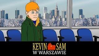 Kevin sam wWarszawie