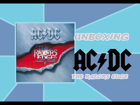 AC/DC - THE RAZORS EDGE ALBUM LYRICS
