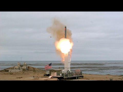 شاهد: أمريكا تختبر صاروخ كروز في أول تجربة بعد انسحابها من معاهدة القوى النووية المتوسطة المدى…  - نشر قبل 5 ساعة