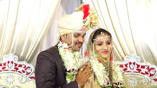 1कोटी + Views 💝Wedding Highlights Il Nilesh weds Monika ||#Shyam #Bharade #Photography.