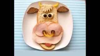 Ідеї оформлення бутербродів