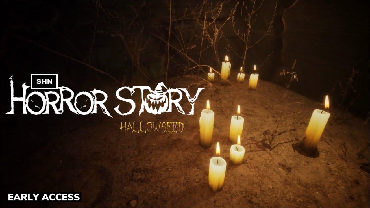 Horror Story: Hallowseed Early Access | 4K 60fps Full Walkthrough Longplay No Commentary