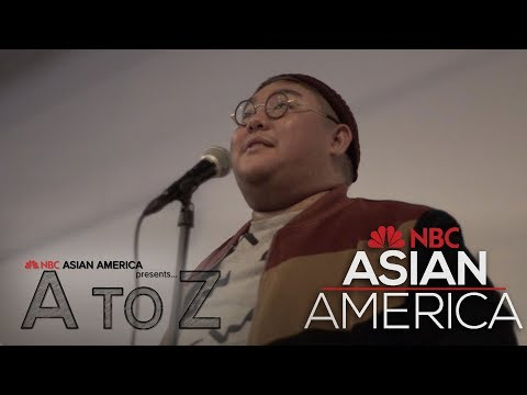 A To Z 2018: Hieu Minh Nguyen Conquer Barriers Of Language Through Poetry | NBC Asian America