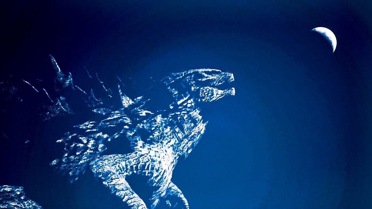 Godzilla Eats Moon for Breakfast