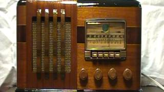 Silvertone Radio Model 6493 - Table Top Version