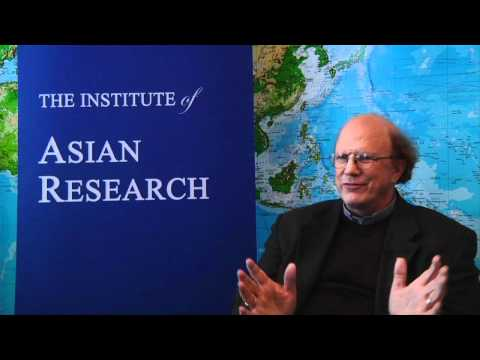 Why are you Interested in China's Periphery - Pitman Potter [4 / 5]