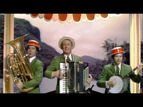 """""""Cruising down the River"""" on the Lawrence Welk Show"""