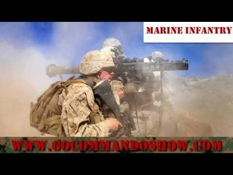 Episode 45 Bill Tarleton - US  Marine Raider with Task Force Violent