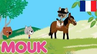 MOUK - Les Cowboys dans la Prairie (Argentine) HD | Découvre le monde avec Mouk