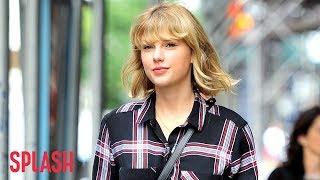 Taylor Swift Spent Father's Day with Joe Alwyn's Family | Splash News TV