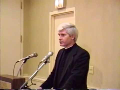 Father William Jenkins 1991 Roman Catholic Forum