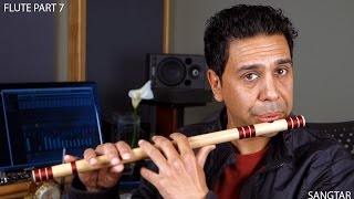 Learn to Play Bansuri - Part 7 - Legato and Staccato Notes