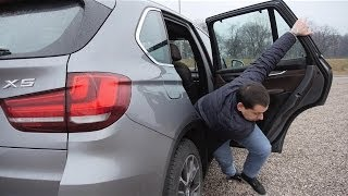 (ENG) BMW X5 xDrive25d - Test Drive and Review