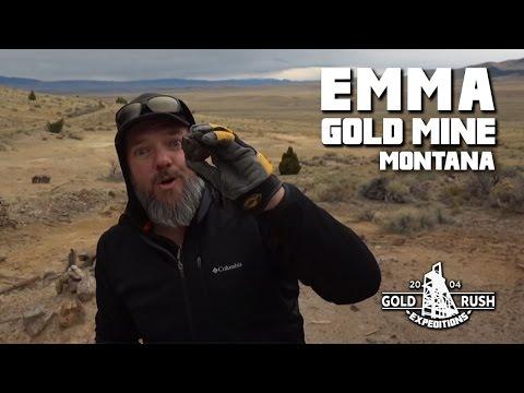Emma Gold Mine For Sale - Montana - 2016