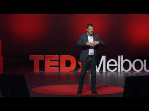 Digital Disruption is a human thing | Steve Vamos | TEDxMelbourne