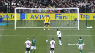 FIFA World Cup 2014 Qualifiers 2012-10-16 Republic of Ireland - Germany Highlights HD
