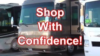 Charlotte RV Center-RV Consignment Sales; Quality Used RVs For Sale Florida, Ft Myers, Sarasota