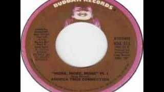 Andrea True Connection - More, More, More (1976) YouTube Videos