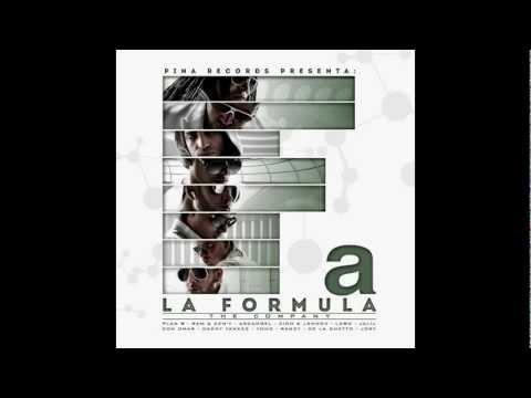 La Fórmula Sigue - Arcángel, Plan B, RKM...