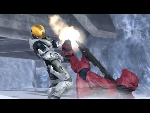 Red Vs Blue - Angel With A Shotgun