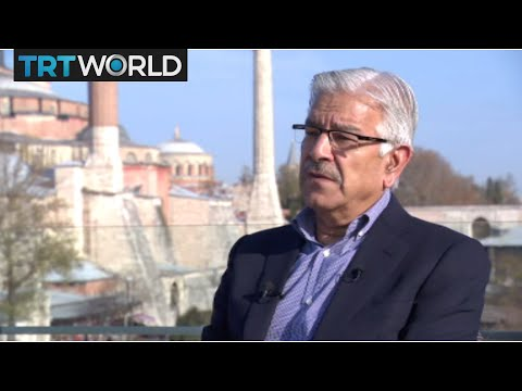 Exclusive interview with Pakistan's Foreign Minister Khawaja Muhammad Asif