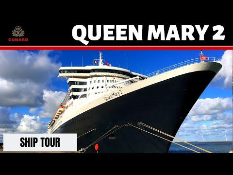 Cunard Queen Mary 2 Tour