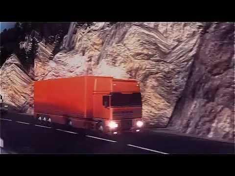 Видео по игре Дальнобойщики 2