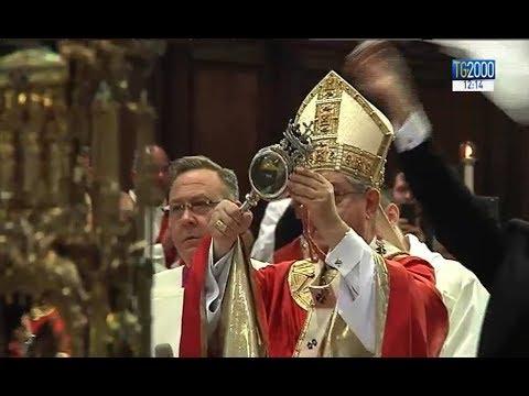 Napoli in festa: si ripete il miracolo di San Gennaro