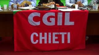 """Assemblea Cgil, Nino Baseotto: """"Lavoro nodo su cui si gioca il futuro del paese"""""""
