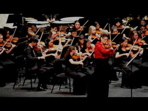 2016LVYO Winter Symphony