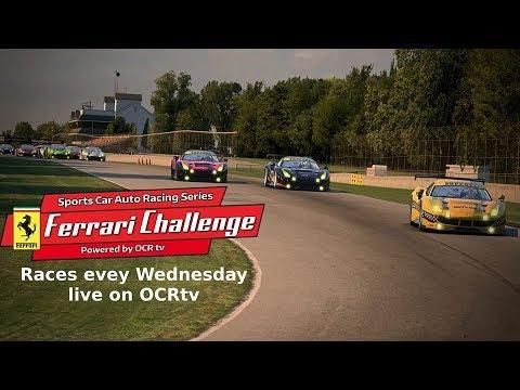 SCARS - Ferrari Challenge - SPA