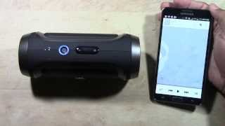 jBL Charge - How to Pair with an iPhone and iPad  H2TechVideos