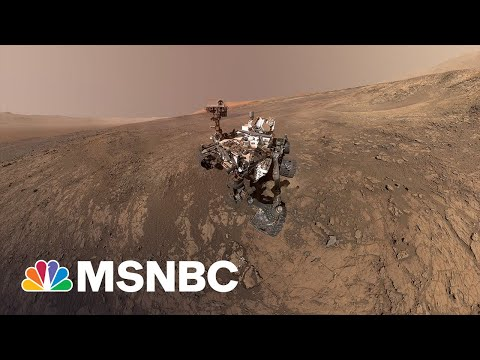 Velshi: We Can Focus On Climate Change & Still Marvel At Space Travel
