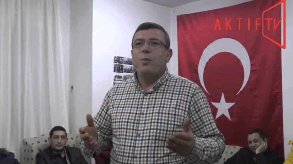 Seğmen-Der'den Gazeteciler İçin Çiğköfte Gecesi