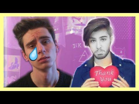 Песня Никита Киоссе - Комментарий об уходе Зейна Малика из группы One Direction в mp3 192kbps
