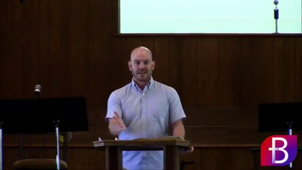 Bro. Tyler Price - Luke 7:36-50