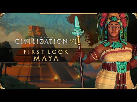 Civilization VI - First Look: Maya   Civilization VI - New Frontier Pass