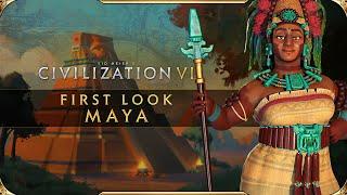 Civilization VI - First Look: Maya | Civilization VI - New Frontier Pass